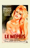 Le Mepris Posters