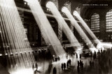 New York, New York - Grand Central Station Prints by Hal Morey