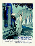 Gismonda (Love's Conquest) Prints