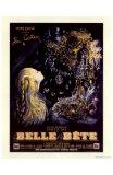 La Belle et la Bête Affiches