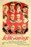 La Fille Sauvage Posters