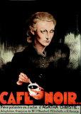 Café Noir Print
