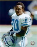 Barry Sanders - On Sidelines Photo