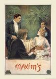 Maxim's Prints