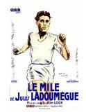 Jules Ladoumegue Posters