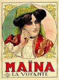 Marina La Voyante Art