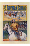 The Life of Buffalo Bill Poster