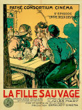 La Fille Sauvage Print