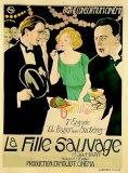 La Fille Sauvage Poster