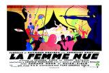 La Femme Nue Prints