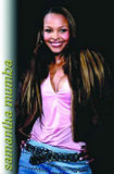 Samantha Mumba Print