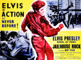 Jailhouse Rock (British Release) Posters