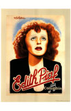 Edith Piaf Kunstdrucke