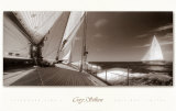 Starboard Side I Prints by Cory Silken