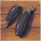Real Vegetables II Prints by  Manso