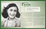 Writers Who Changed the World - Anne Frank Poster