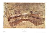 Pompeii Villa II Posters