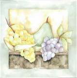 Watercolor II Prints by  Villalba