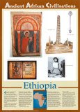 Ancient African Civilizations - Ethopia Posters