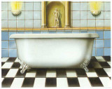 Bathtub III Prints by  Manso