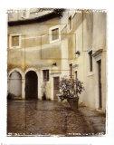 Italian Courtyard II Posters by  Pezhman