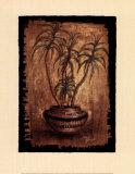 Exotic Flora I Posters af Monica Stewart