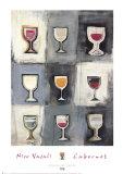 Cabernet Poster von Niro Vasali