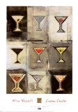 Cosmopolitan-Vielfalt Kunstdrucke von Niro Vasali