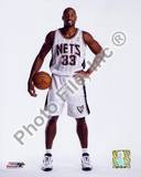 Brooklyn Nets - Alonzo Mourning Photo Photo