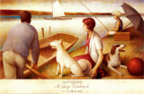 Long Weekend Prints by Fabio Hurtado