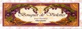 Bouquet de Violettes Posters by Susan W. Berman