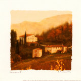 Campagna II Prints by Amy Melious