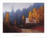 Carreteras secundarias Pósters por Ramona Youngquist
