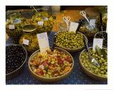 Olives, Antibes Posters by Zeny Cieslikowski