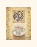 Tea Defined Prints by Valerie Sjodin