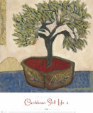 Caribbean Still Life II Print by Sarah Van Beckum