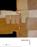 Urban Grid I Prints by Craig Alan