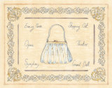 Evening Purse Posters by Banafshe Schippel