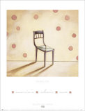 Maria&#39;s Chair I Posters par Maria Eva