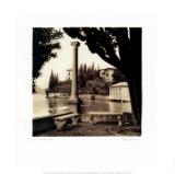 Villa Contarini, Lecco Prints by Alan Blaustein