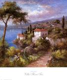 Villa Flora II Prints by  Andino
