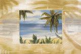 Brise des Bahamas Affiches par Jeff Surret