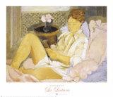 La Lectura Prints by Alfredo Roldan