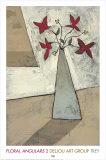 Floralangulars II Art by  Trey