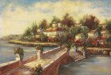 Lago Maggiore II Prints by Alexa Kelemen