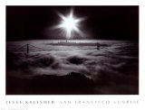 San Francisco Sunrise Poster af Jesse Kalisher