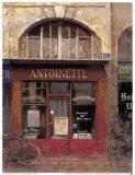 Antoinette Prints by Chiu Tak-Hak