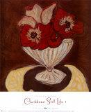 Caribbean Still Life I Prints by Sarah Van Beckum