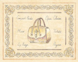 Opera Purse Art by Banafshe Schippel