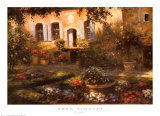 Il Giardino Art by Greg Singley